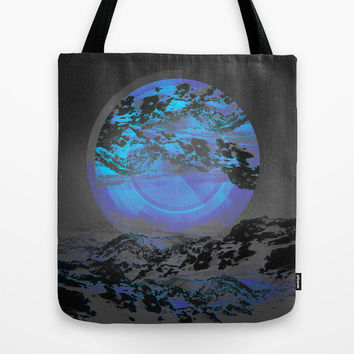 Neither Up Nor Down Tote Bag by Soaring Anchor Designs
