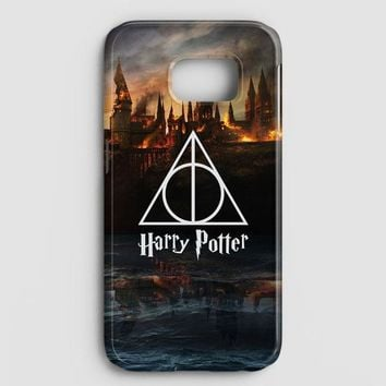 Harry Potter Deathly Hallows Dobby Samsung Galaxy S8 Case