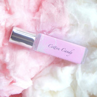 Cotton Candy Perfume - Roll On Perfume Oil - Carnival, Fair, Circus Inspired Perfume