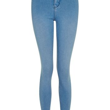 MOTO Authentic Blue Joni Jeans | Topshop