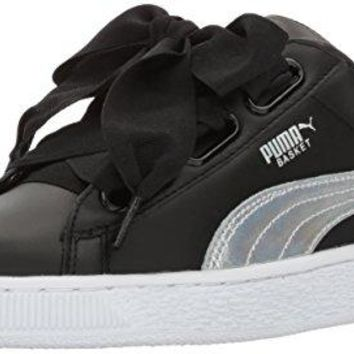 PUMA Women's Basket Heart Explosive Wn's Field Hockey Shoe