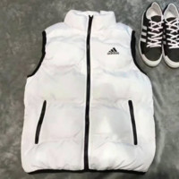 ADIDAS Unisex Stylish Autumn Winter Warm Sleeveless Jacket Waistcoat G-A001-MYYD