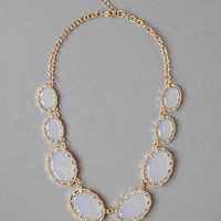 ODEM FACETED NECKLACE