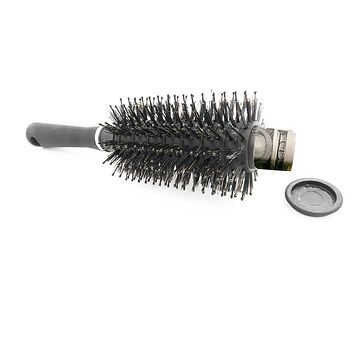 Evelots Secret Safe/Diversion Hair Brush-Hide Money/Jewelry/Valuable-Travel/Home