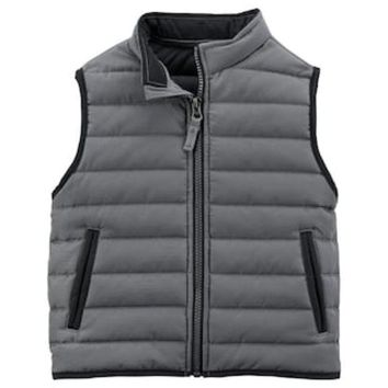 Baby Boy Carter's Quilted Vest | Null