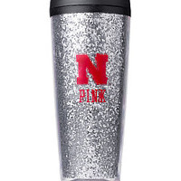 University of Nebraska Coffee Tumbler - PINK - Victoria's Secret