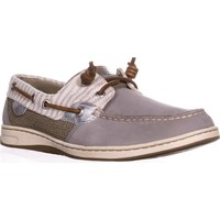Sperry Top-Sider Bluefish Two Eye Boat Shoes, Mariner Stripe, 9.5 US