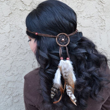 Native Dreamcatcher Headband