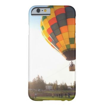 Hot Air Balloon Ride Iphone Case Barely There iPhone 6 Case