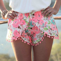 LUSH LIFE 2.0 SHORTS , DRESSES, TOPS, BOTTOMS, JACKETS & JUMPERS, ACCESSORIES, SALE, PRE ORDER, NEW ARRIVALS, PLAYSUIT, COLOUR, GIFT VOUCHER,,SHORTS,White,Print Australia, Queensland, Brisbane