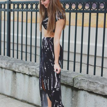 Mystic Influence Two-Piece Dress