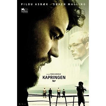 A Hijacking (Danish) 27x40 Movie Poster (2013)