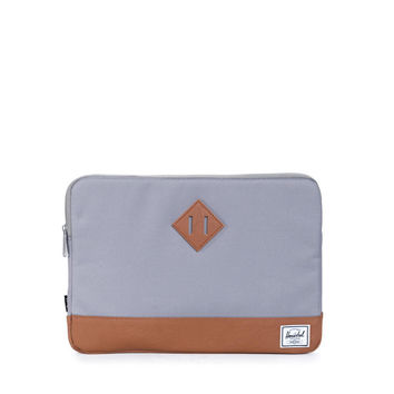 "Herschel Supply Co. Heritage Sleeve Macbook 13"" Grey"
