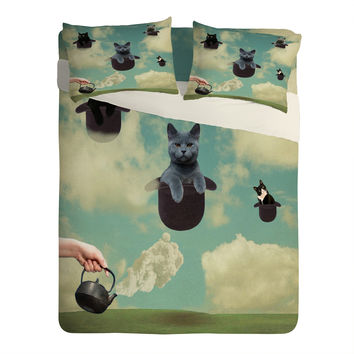 Natt A Tea In The Clouds Sheet Set Lightweight