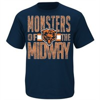 Chicago Bears Fantasy Leader II Shirt | Official Chicago Bears Store