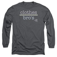 One Tree Hill - Clothes Over Bros 2 Long Sleeve Adult 18/1