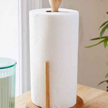Core Bamboo Paper Towel Holder