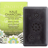 Kale Charcoal Foaming Facial Detox Bar | Ulta Beauty