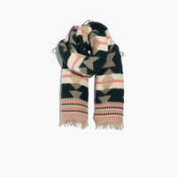 Textured Carpet Scarf : shopmadewell scarves | Madewell