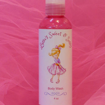 Lyssa's Sweet & Sassy Body Wash