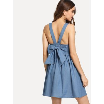 bee70422b2a Best Denim Pinafore Dress Products on Wanelo