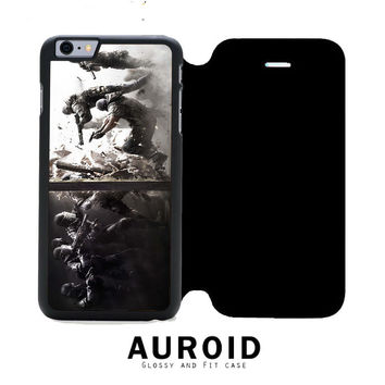 Rainbow Six Siege iPhone 6S Flip Case Auroid