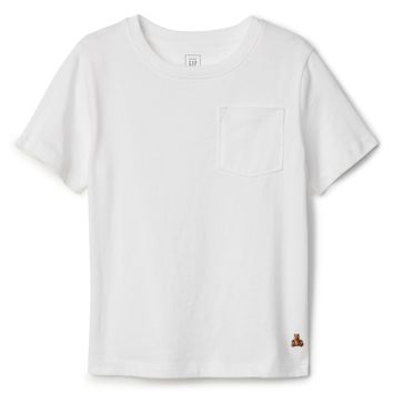 Short Sleeve Pocket T-Shirt|gap