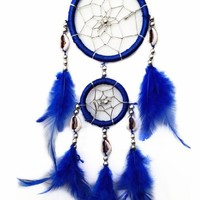 Dream Catcher Car Wall Hanging Ornament -2RDBL (with a Betterdecor Logo Bag)