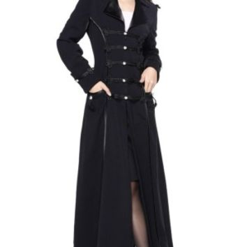 Chicstar | Elspeth Long Victorian Coat