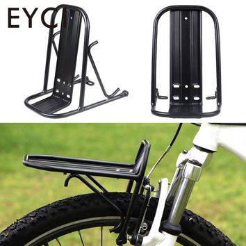Bike Front Shelf Cycle Bicycle Luggage Rack Goods Carrier Pannier Bracket