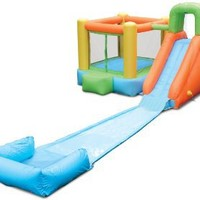Sportcraft Bounce 'N' Slide Bounce House with Slide