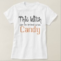 Custom and Novelty Funny Halloween Saying Shirts and T-Shirts