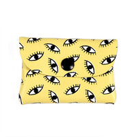 I liked this design on #Fab. Eye Print Cardholder