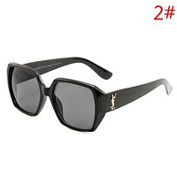 YSL  Fashion New Travel Leisure Sunglasses Women Men Leisure Eyeglasses