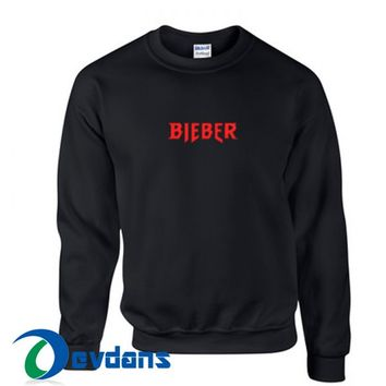 Justin Bieber Cheap Sweatshirt, Cheap Sweater Unisex Adults