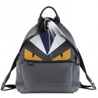 Indie Designs Fendi Inspired Monster Leather Backpack