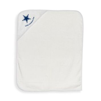 NFL Hooded Baby Towel in Dallas Cowboys