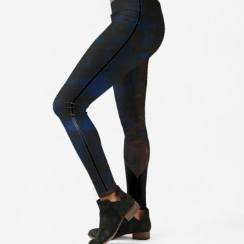 Checkers Leggings