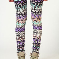 Patricia Tribal Print Leggings