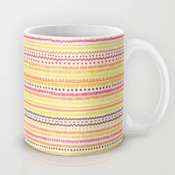 Summer Pattern Mug by Timone | Society6