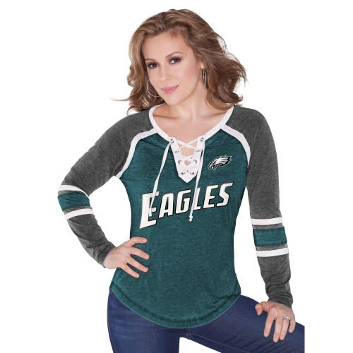 Philadelphia Eagles Womens Shirts