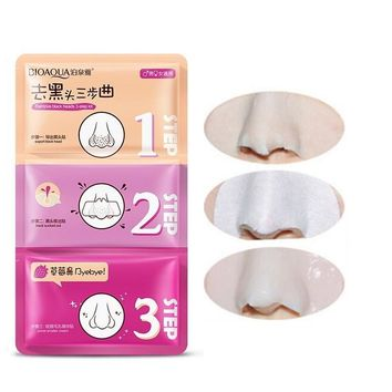 3 Step Kit Blackhead and Acne eraser