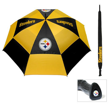 Pittsburgh Steelers NFL 62 double canopy umbrella