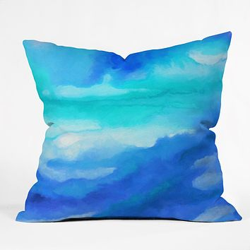 Jacqueline Maldonado Rise 2 Throw Pillow