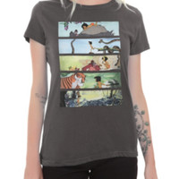 Disney The Jungle Book Story Girls T-Shirt