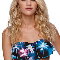 Kandy Wrappers Flutter Bandeau Top at PacSun.com