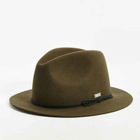 Coal The Drifter Crash Fedora Hat