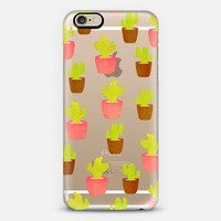 Cactus friend iPhone 6 case by Strawberringo | Casetify