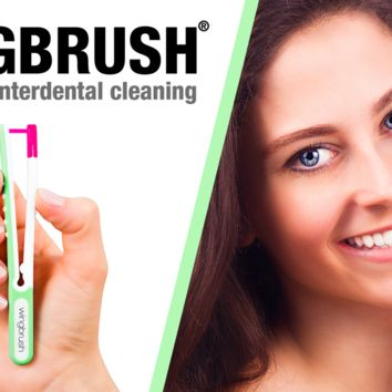 WINGBRUSH® - The revolution of interdental cleaning