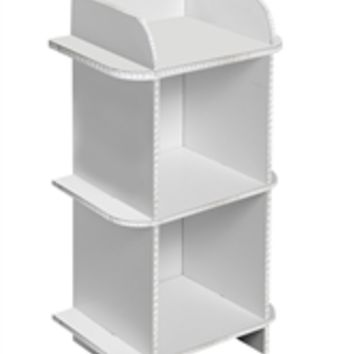 Deco Dorm Storage Shelf - 2 Bin